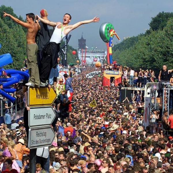 loveparade berlin